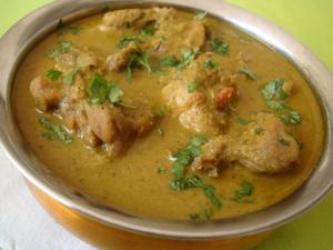 Nilgiri Chicken Korma
