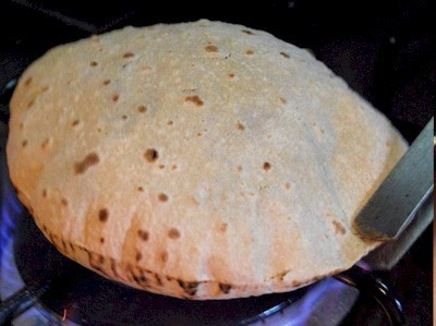 Chapati - Twist Of Food