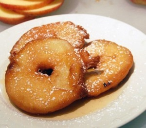 Apple Fritters - Veg Recipe